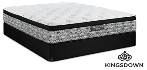 Kingsdown Mattress Prices Kingsdown Jenner Cushion Firm Mattress And Boxspring