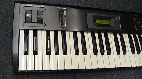 Keyboard Korg X5 Baru korg model x5 x 5 synthesizer keyboard synth lightweight reverb