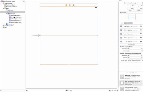 autolayout view frame storyboard方式scrollview的autolayout 木木文 博客园