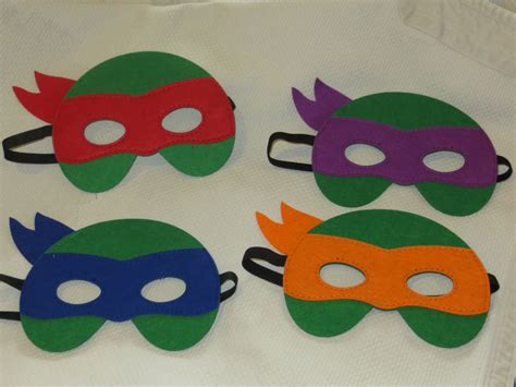pattern for ninja turtle mask ninja turtle masks teenage mutant ninja turtle masks tmnt