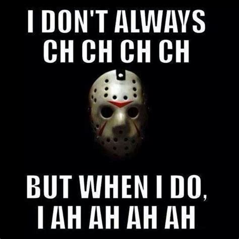 Jason Meme - happy friday the 13th humor funny pinterest
