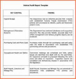 audit report template excel jpg sales report template