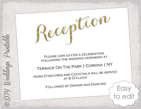 Wedding Reception Invitation Wording by Wedding Reception Invitation Wording Gangcraft Net