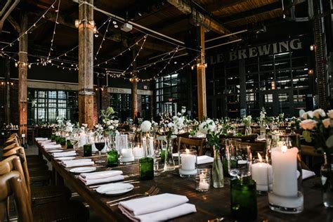 Wedding Catering at Steam Whistle Brewing   Daniel et Daniel