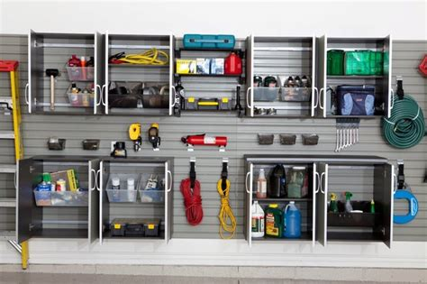 Garage Organization System - flow wall storage solutions contemporary garage and shed salt lake city by flow wall system