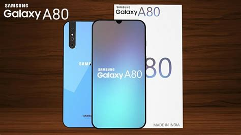 Samsung Galaxy A80 Ki Price by Samsung Galaxy A80 62 Mp 5g Android 9 0 Pie Price And Specs