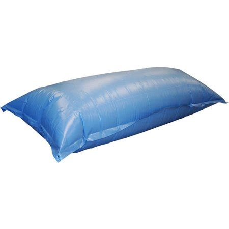 what size air pillow for above ground pool above ground pool winter air pillow 4 x 8 walmart