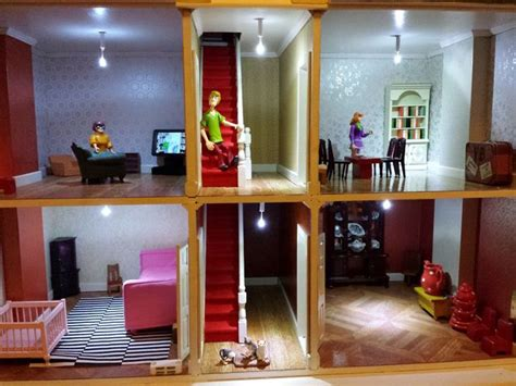 design a doll house lighting design for a doll house home design and style