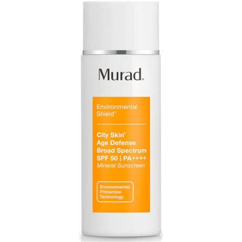 Murad Mattifier Spf 15 I Pa murad city skin age defense broad spectrum spf 50 pa skinstore