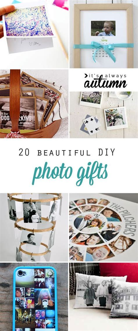 17 best ideas about photo gifts on pinterest craft gifts