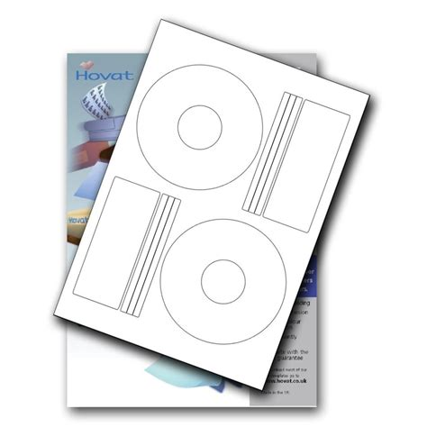 pressit label template hovat matt offset pressit style cd dvd labels on onbuy