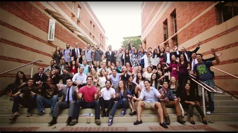 Ucla Time Mba Tuition by Welcome To Ucla You Awesome New Mba Admit