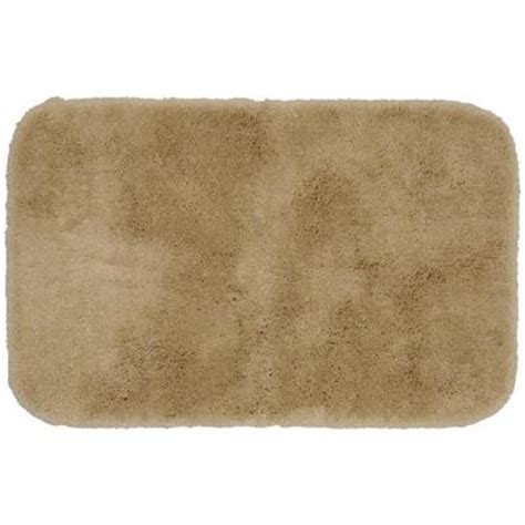 Taupe Bathroom Rugs Garland Rug Finest Luxury Taupe 24 In X 40 In Washable