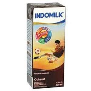 Indomilk Uht Strawberry 190ml jual indomilk uht