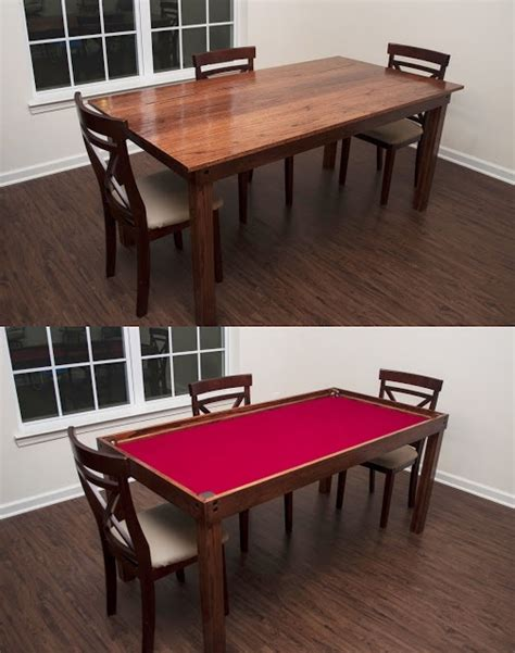 diy gaming table clever crafty pinterest