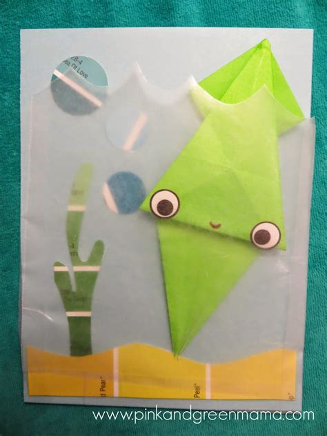 Green Craft Paper - green craft paper gallery craft decoration ideas