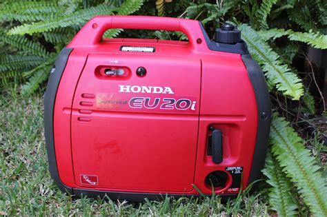 honda generator reviews honda eu20i generator