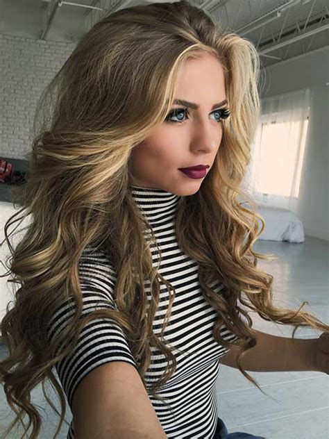 35 newest hair colors 35 new blonde hair color long hairstyles 2017 long