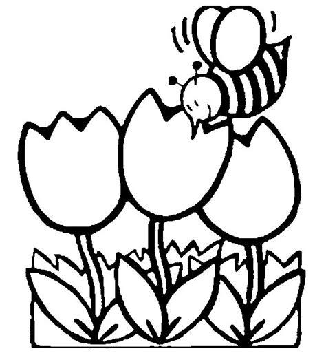 imagenes para dibujar faciles de la primavera dibujos para colorear de primavera educaci 243 n 2 0