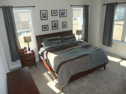 bed placement in master bedroom windows in new construction bob vila