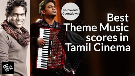 theme music in tamil best theme music scores in tamil cinema yuvan anirudh
