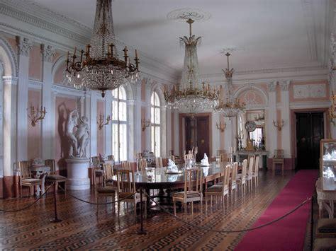 Palace Dining Room by File łańcut Palace Inside 06 Jpg Wikimedia Commons