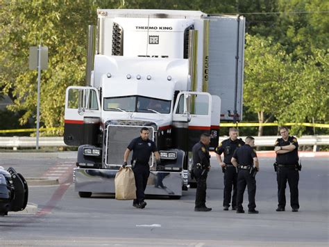 Sapd Number Search At Least 9 Dead Dozens More Found In Tractor Trailer In San Antonio Wjct News