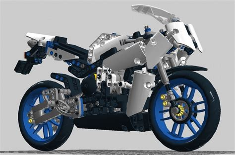 Lego Technik Motorrad by Lego Technic Motorcycles July 2012