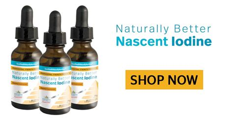 Iodine Supplementation Detox Symptoms by Naturally Better Nascent Iodine The Best Of All The