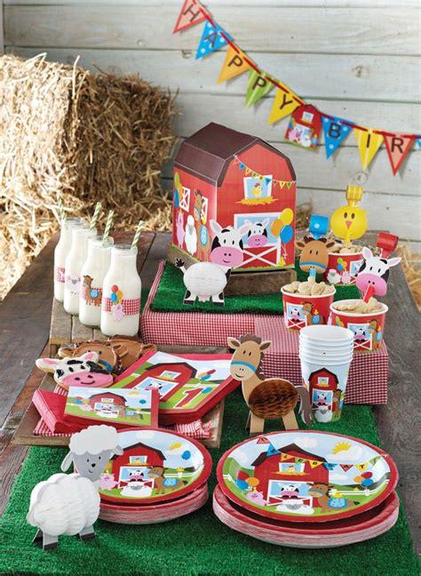 farm themed birthday decorations farm themed birthday party home party ideas