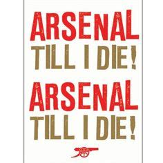 arsenal till i die arsenal logo free large images miscellaneous