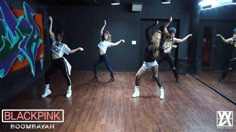 blackpink mirrored dance blackpink 블랙핑크 boombayah 붐바야 안무 dance 거울모드 mirrored
