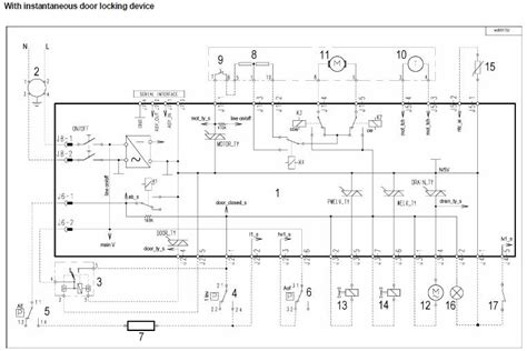 samsung washing machine wiring diagram pdf wiring