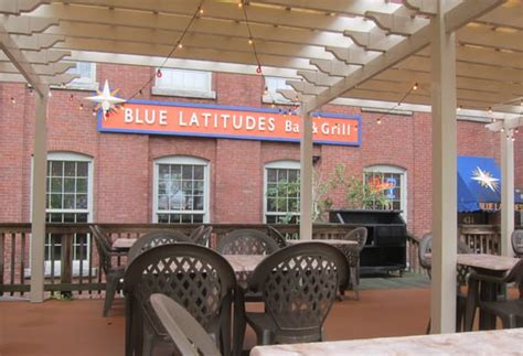 blue latitudes bar grill american new dover nh yelp