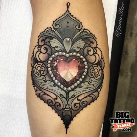jenna kerr tattoo big tattoo planet