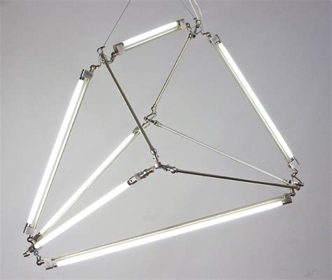 Cool Lamps Thin Led Tube Lamp Shy Light By Bec Brittain