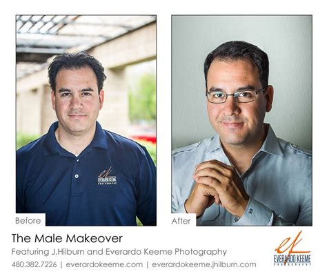 mens makeover videos phoenix photographer says clothes make the man and