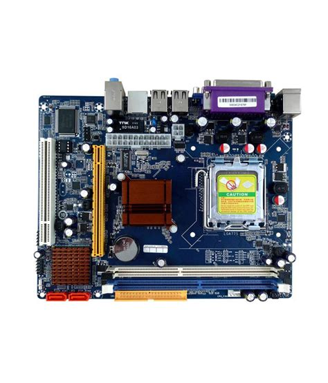 Matherbord G41 dbells intel g41 che ipset motherboard available at snapdeal for rs 2394