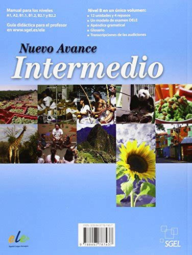 nuevo avance intermedio exercises libro nuevo avance intermedio student book cd b1 libro del alumno intermedio cd b1 1 b1