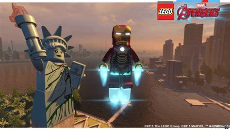 Kaset Ps 4 Lego Marvel Avangers lego marvel s review ps4 push square