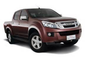 Isuzu Philippines All New 2013 Isuzu Dmax In The Philippines Html Autos Weblog