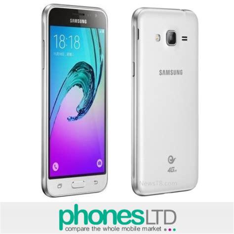 Samsung Galaxy J3 Smartphone White smart with samsung galaxy j3 white deals phones ltd