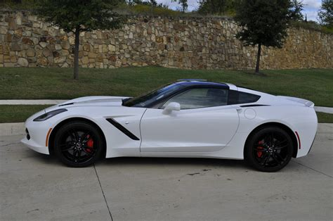 2014 white corvette stingray for sale white stingray for sale in