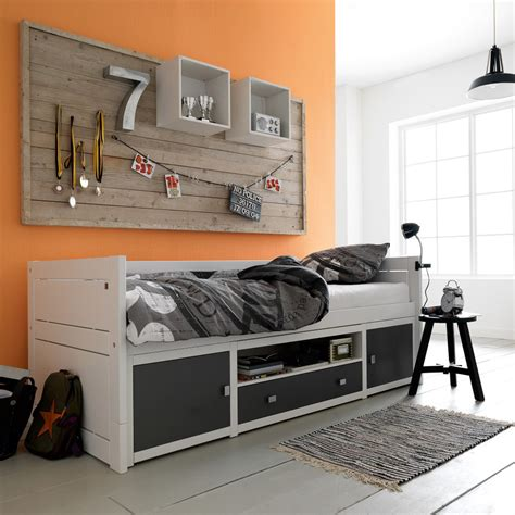 cabin bed with storage lifetime furniture cuckooland