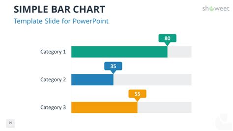 Data Charts Templates For Powerpoint Free Powerpoint Bar Chart Templates