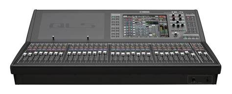 Mixer Yamaha Ql 5 yamaha yamaha ql5 digital mixing console j sound services