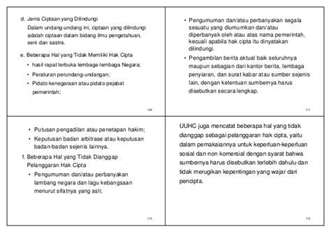 Plagiarisme Pelanggaran Hak Cipta Dan Etika etika profesi it hak cipta recent advances in preventive dentistry