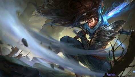 yasuo lol wallpapers