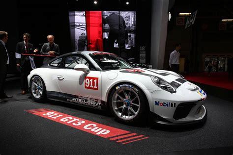 Porsche Cup by 2016 Porsche 911 Gt3 Cup Gtspirit