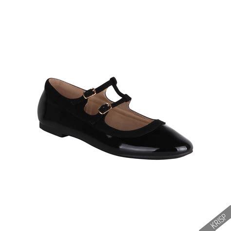 womens flats shoes womens ankle ballerina flats pumps